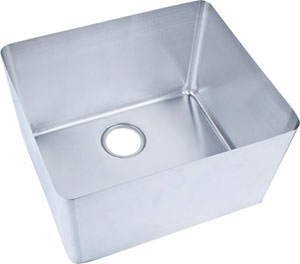 Fabricated Sink